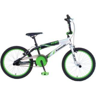 """20"""" Kawasaki Boys' BMX Bike"""