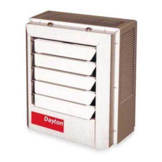 DAYTON, 2YU68, Electric Unit Heater,7.5 kW,208 V