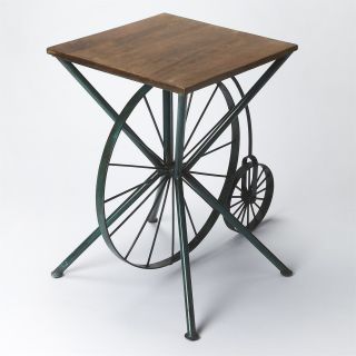 Butler 3540330 Industrial Chic Accent Table