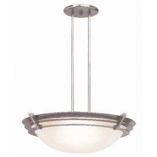 Saturn 1 Light Inverted Pendant by Access Lighting