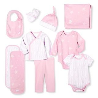 Baby Nay Baby Layette Sets   Dusty Pink