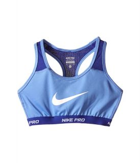 Nike Kids Ya Hypercool Pro Bra Little Kids Big Kids Chalk Blue Deep Night Deep Night White,
