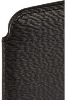 Textured leather iPad sleeve  Anya Hindmarch