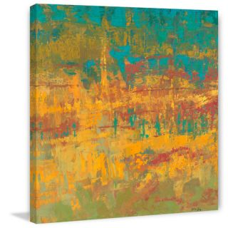 Marmont Hill Beyond Borders I by Julie Joy Painting Print on Wrapped