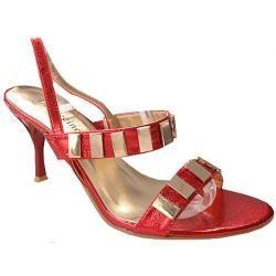 Womens Da Viccino Sammy Red   14798095   Shopping