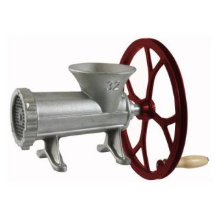 Sportsman Series #32 Cast Iron Meat Grinder with Pulley