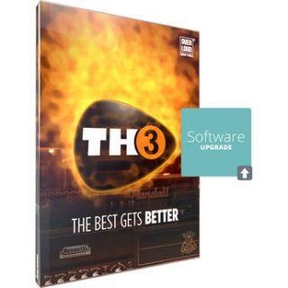 Overloud TH3 Upgrade   Amplifier Modeling Software OL TH3DLUG
