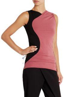 Yin Yang stretch jersey top  weargrace
