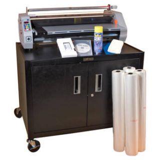 """Dry Lam 27STA 27"""" Digital Roller Laminator System 20007"""