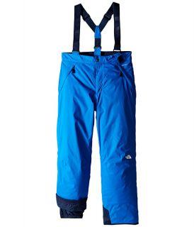 The North Face Kids Snowquest Suspender Pants (Little Kids/Big Kids) Jake Blue