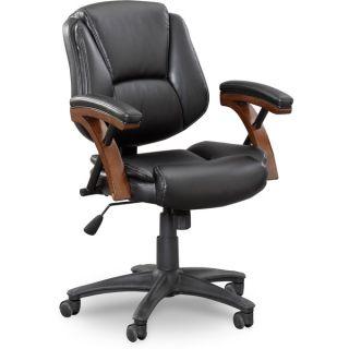 Art Van Zeta Desk Chair   17102030 The Best