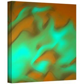 ArtWall Dean Uhlinger Fabric Study Floater Framed Gallery wrapped