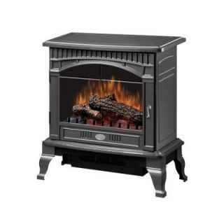 Dimplex Traditional 400 sq. ft. Electric Stove in Pewter DS5629GP