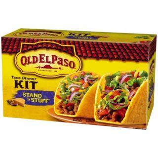 Old El Paso® Taco Dinner Kit 8.8 oz. Box