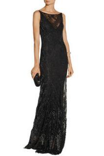 Embellished tulle gown  Donna Karan New York