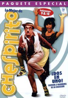 Lo Mejor de Chespirito   Vols. 9 & 10 (DVD)   Shopping   Big