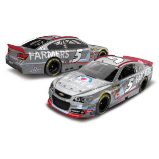 Action Racing Kasey Kahne 2014 #5 Farmers Insurance 1:24 Scale Raw Die Cast Chevy SS