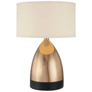 George Kovacs by Minka 27 H Table Lamp with Drum Shade