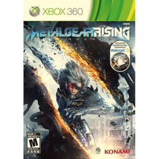 Metal Gear Rising: Revengeance   Wal Mart Exclusive Instrumental Soundtrack (Xbox 360)