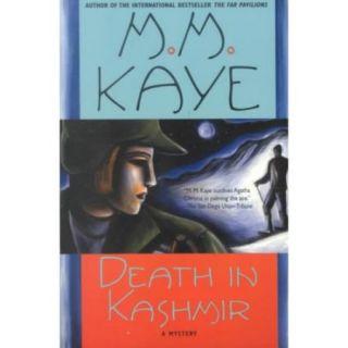 Death in Kashmir: A Mystery