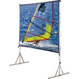 Draper 218099UW Cinefold Folding Portable Projection 218099UW