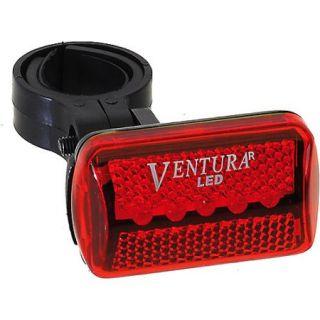 Ventura 5 LED Tail Light, Red