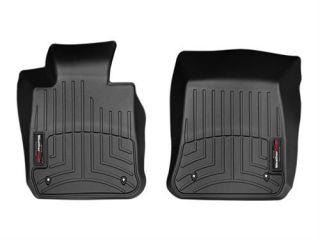 WeatherTech   WeatherTech DigitalFit Floor Liners, Front (Black) 445741   Fits 2013 to 2016 BMW X1