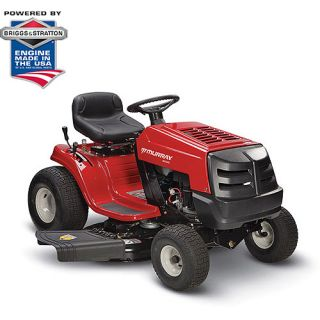 """Murray 42"""" 15.5 HP Briggs and Stratton Riding Mower with Shift on the Go Drive System"""