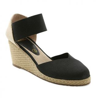 "Andre Assous ""Annie"" Espadrille Stretch Wedge   8012536"