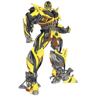 Room Mates Transformers Age of Extinction Bumblebee Giant Wall Decal