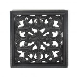 Vasiliki Indian Wooden Panel Wall Decor by Found Object
