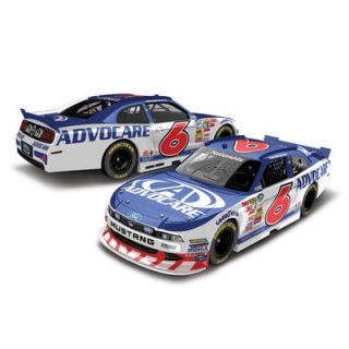 Action Racing Collectibles Trevor Bayne 2014 Advocare Autographed 1:24 Scale Die Cast Ford Mustang
