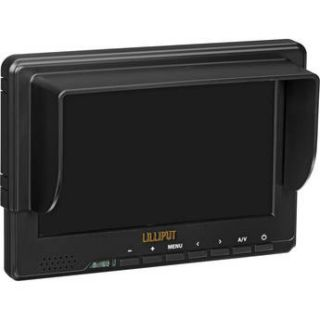 LILLIPUT 667GL70NP/H/Y On Camera Video Monitor 667GL 70NP/H/Y