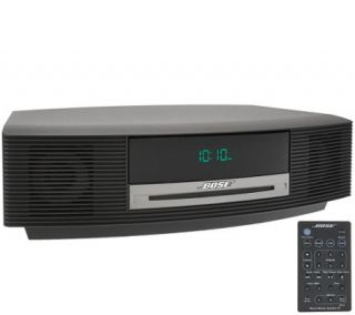 Bose Wave Music System III w/ CD, Dual Alarm & Touch Top Control —