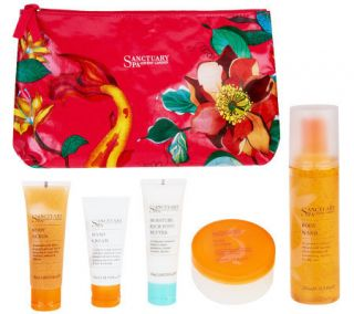 Sanctuary Spa 5 piece Weekend Essentials Body Collection —