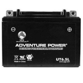 UPG 42041 UT6.5L, Sealed AGM Power Sports Battery: Auto Parts