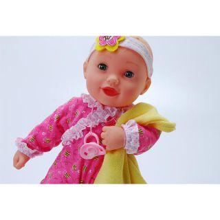 Goldberger Baby's First Sleepy Time Baby    Goldberger Doll Mfg.