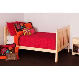 Canwood Alpine II Full Bed, Natural