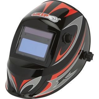 Grip Auto Darkening Welding Helmet  Welding Helmets