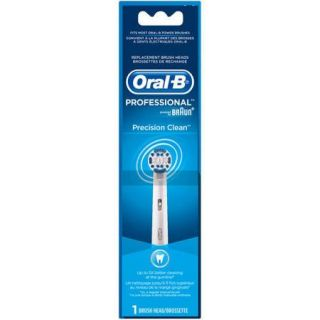 Oral B Professional Precision Clean Replacement Electric Toothbrush Head