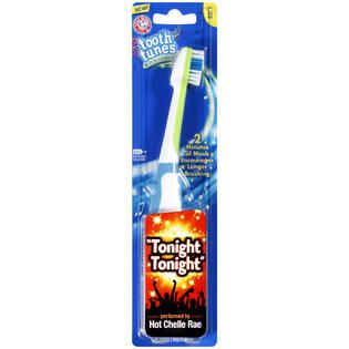 Arm & Hammer Soft Tooth Tunes Kiss/Queen Spinbrush Toothbrush PEG