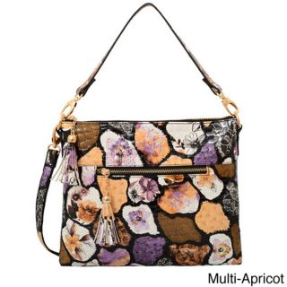 Mellow World Evelyn Abstract Pebble Pattern Crossbody   17118743
