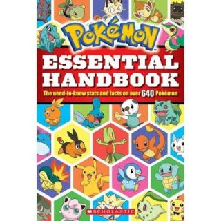Pokemon Essential Handbook: The Need to Know Stats and Facts on Over 640 Pokemon