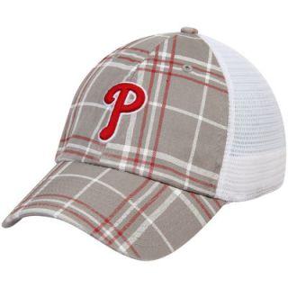 Philadelphia Phillies 47 Rush Hour Meshback Flex Hat   Gray