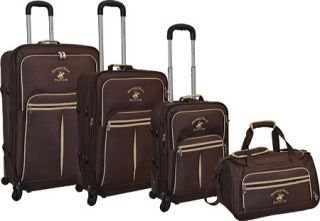 Beverly Hills Polo Club 4 Piece Pale Rider Set