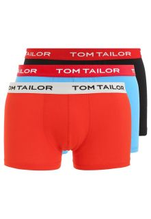 TOM TAILOR BUFFER 3 PACK   Shorts   black/red/blue