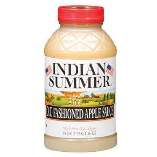 Indian Summer Old Fashioned Regular Applesauce (8 pk., 48 oz.)