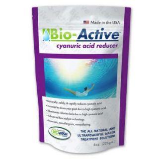 Bio Active Pool Stabilizer Reducer/Cyanuric Acid Reducer   8 oz.