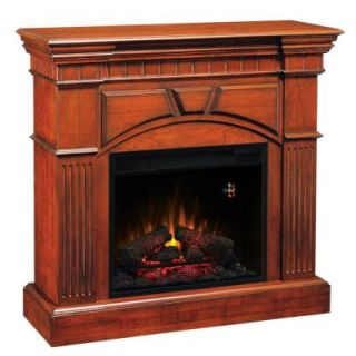 Classic Flame Raleigh 42 in. Electric Fireplace in Premium Cherry 65783