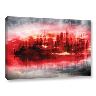 ArtWall Niel Hemsleys Industrial IV Gallery Wrapped Canvas   18449714